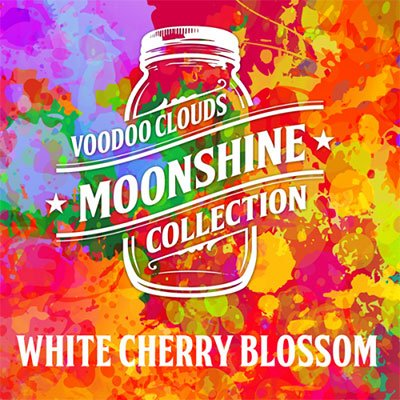 Moonshine White Cherry Blossom- by Vaper´s Valley