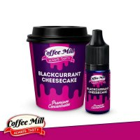 Blackcurrant Cheesecake- by Coffee Mill