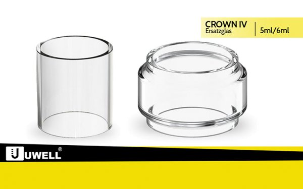 Uwell Crown 4 Glastank- by Uwell