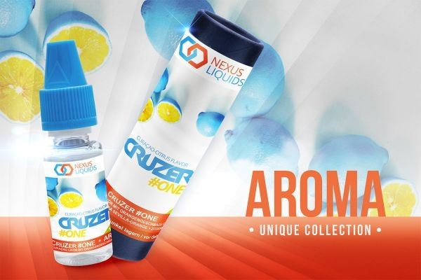 CruZer #ONE Aroma by Nexus Liquids
