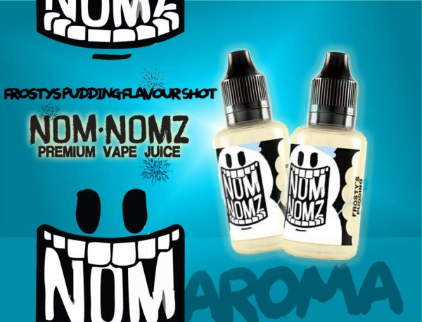 """Frostys Pudding """"Aroma""""- by Nom Nomz"""