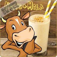 "Nuts & Milk ""Premium"" Aroma- by Dark Burner"