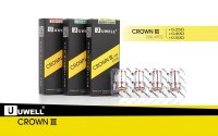 Crown 3 Coils 4er Pack | Verdampferköpfe- by UWELL