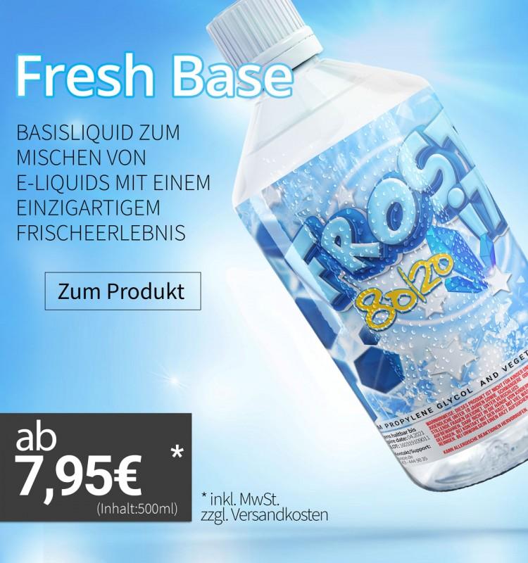 Fresh Base kaufen bei BigVape Liquids