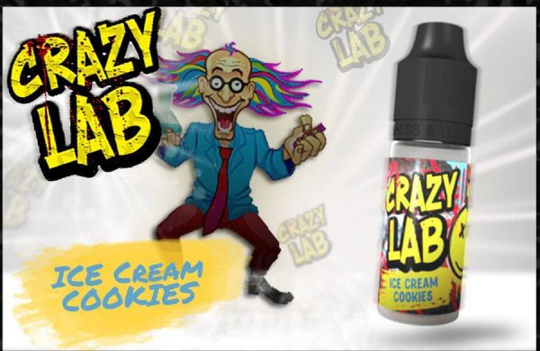 Ice Cream Cookies Aroma by Crazy Lab