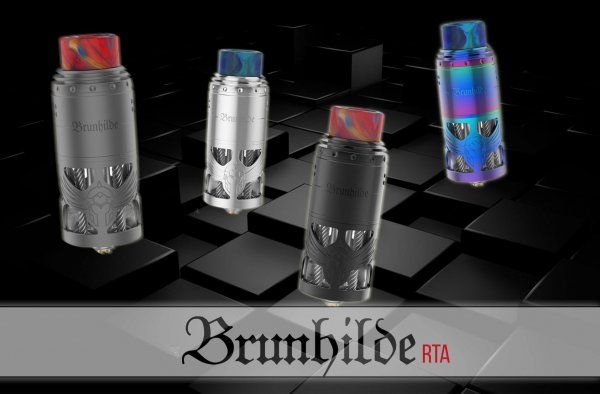 Brunhilde RTA Verdampfer- by Vapefly