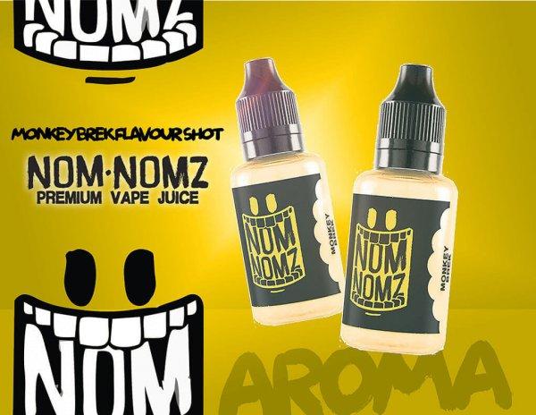 """Monkey Brek  """"Aroma""""- by Nom Nomz"""