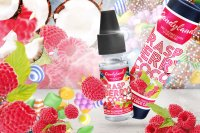 Fresh Raspberry Coco Candy Aroma by Candyland Flavours