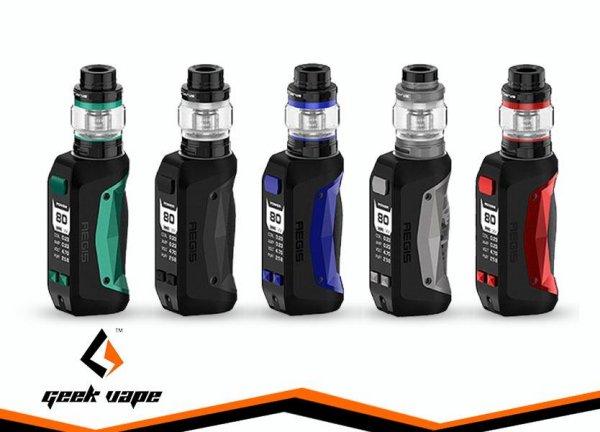 Aegis Mini 80 Watt Kit- by GeekVape