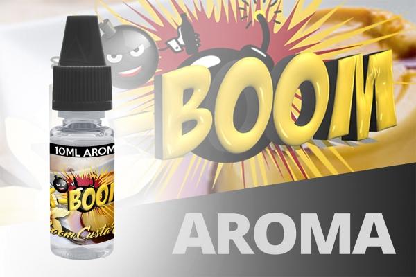 Boom Custard Aroma by K-Boom
