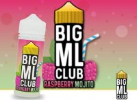 Raspberry Mojito Shortfill Liquid- by Big Ml Club