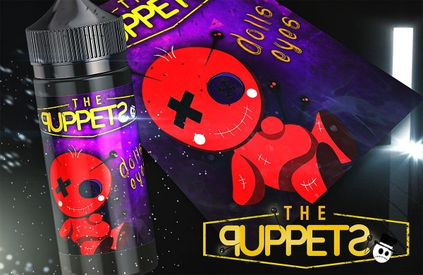 The Puppets Aromen Neu hier kaufen- Dolls Eyes