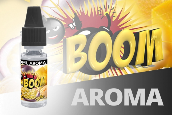 Boomakuja Aroma by K-Boom