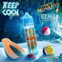 Tropika Iced Shake n Vape- by Twelve Monkeys