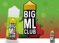 Apple Cherry Shortfill Liquid- by Big Ml Club