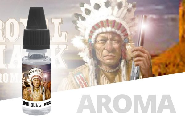 Royal Hawk Aroma Nature by Smoking Bull