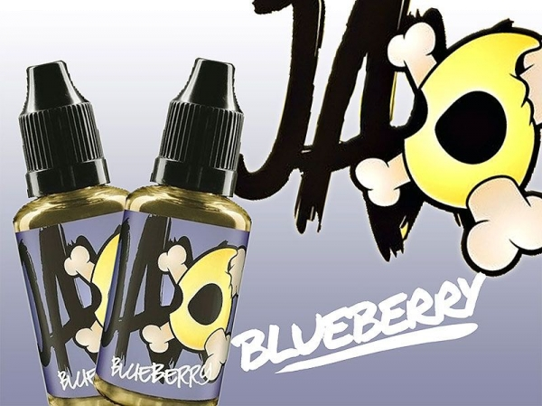 "Blueberry ""Aroma""- by JAX Custard"