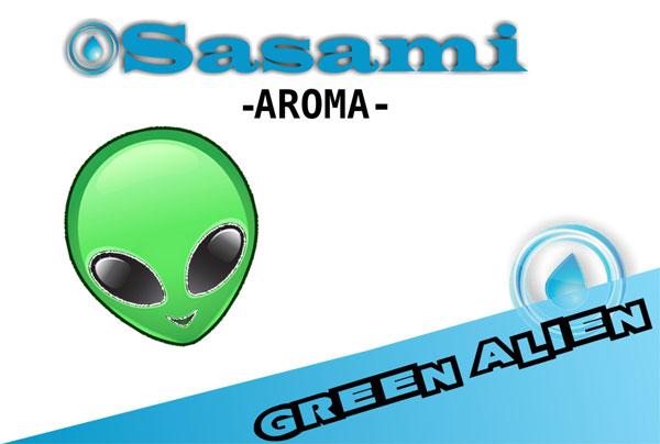 green alien aroma sasami de g nstig kaufen bei. Black Bedroom Furniture Sets. Home Design Ideas