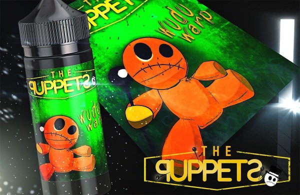 """Wudu Warp """"Aroma""""- by The Puppets"""