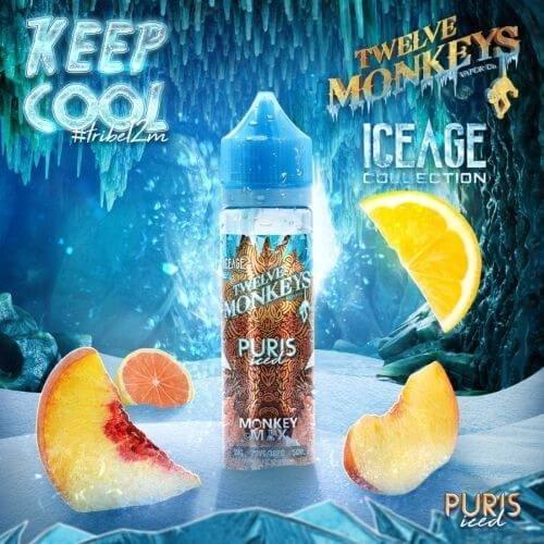 Puris Iced Shake n Vape- by Twelve Monkeys