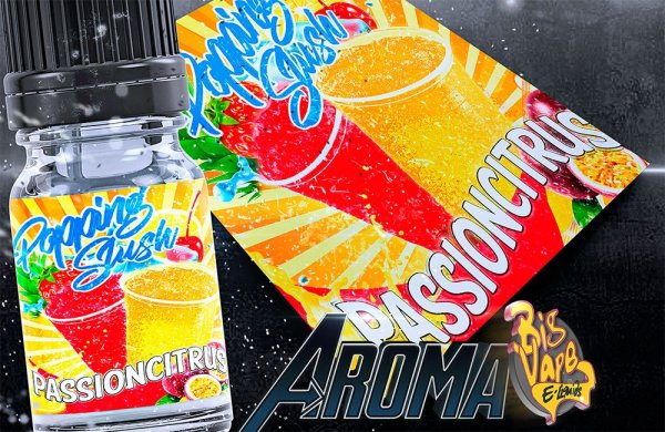 Popping Slush Aroma- von BigVape Liquids