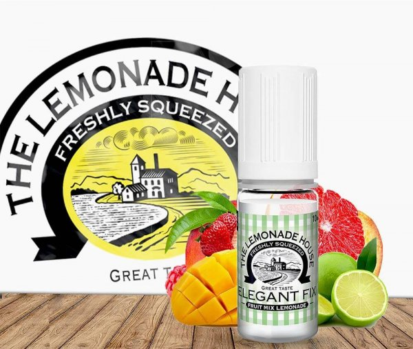 Elegant Fix 3mg 3x10 ml e-Liquid by The Lemonade House