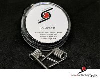 """MECH """"Ballercoil"""" KP 0,12 Ohm - Dual Set 2 Stück- by Franktastische Coils"""