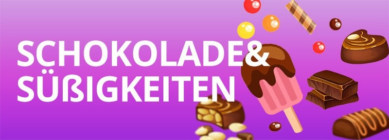 Schokolade & Süßigkeiten Aromen bei BigVape Liquids